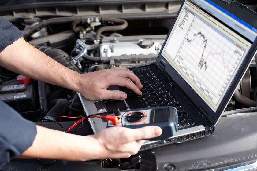 Компьютерная диагностика автомобиля (диагностика двигателя)