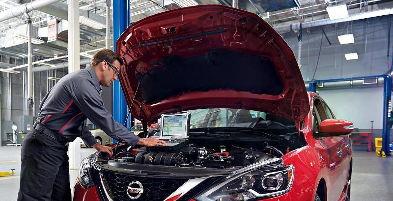 Диагностика и ремонт автомобилей «Nissan»